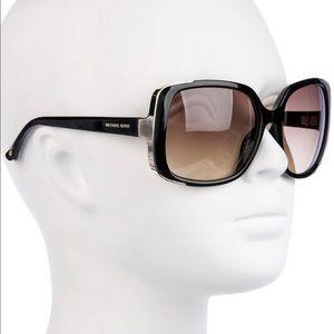 Michael Kors Authentic Black acetate sunglasses